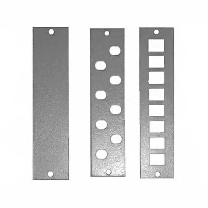Аксессуары для оптических патч панелей
