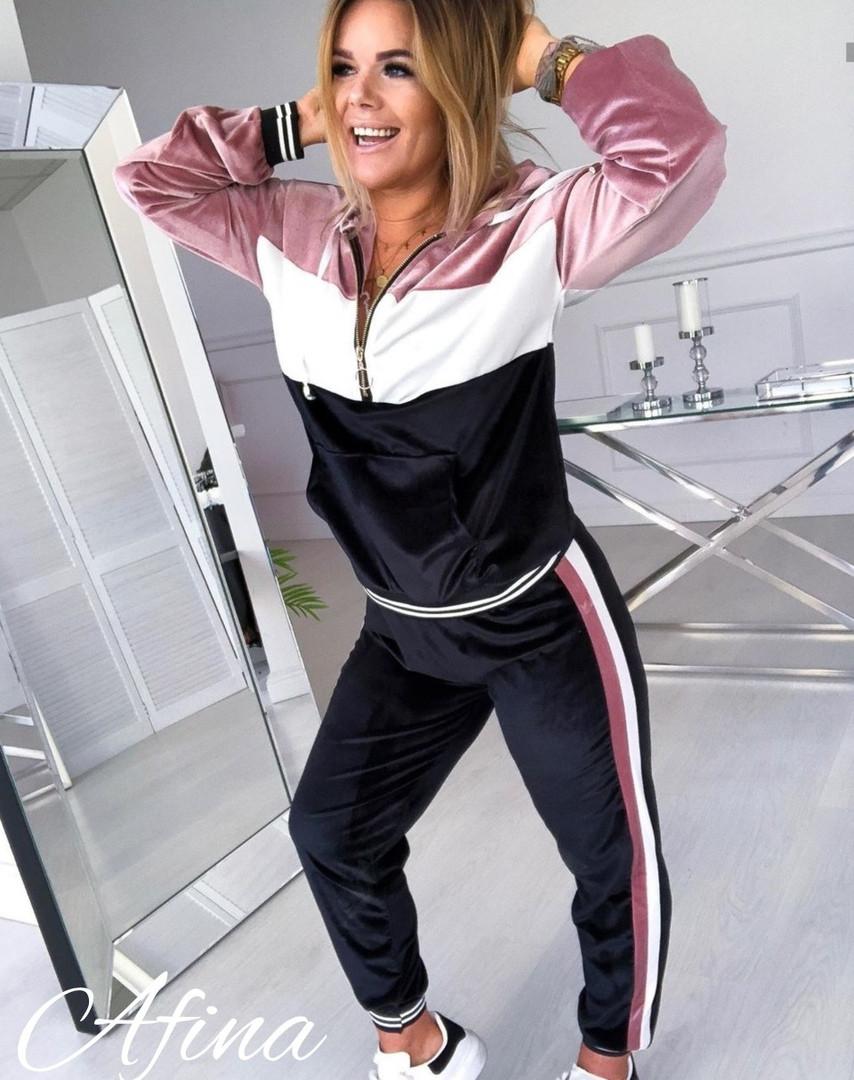 Женский спортивный костюм  ФП254 (норма)