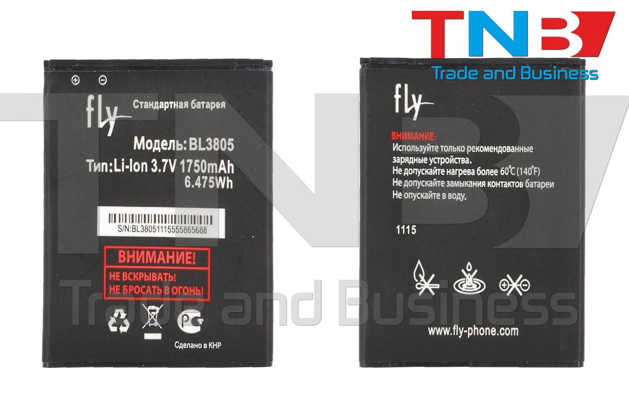 Батарея FLY 5834003382 Li-ion 3.7V 1750mAh ОРИГИНАЛ