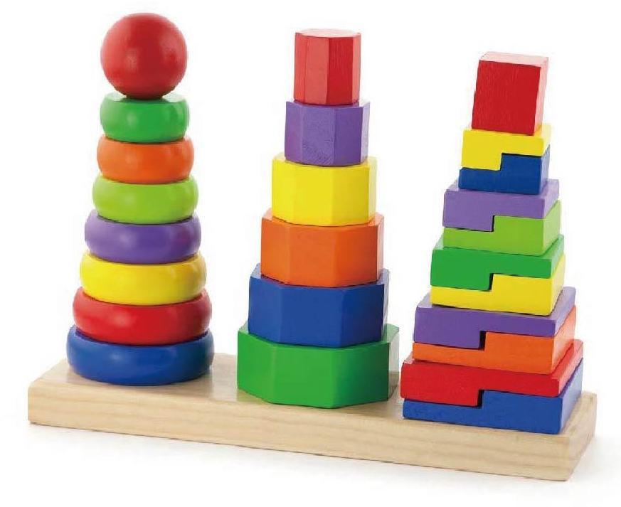 Детская Пирамидка Viga Toys 50567