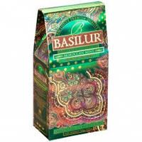 "Чай Базилур "" Восточная коллекция "" Марокканска мята 100 гр картон"