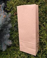 Пакет (100шт/уп) пельмени вареники суши блинчики орехи фаст-фуд на вес 1кг., крафт эко+БОПП20 nuts