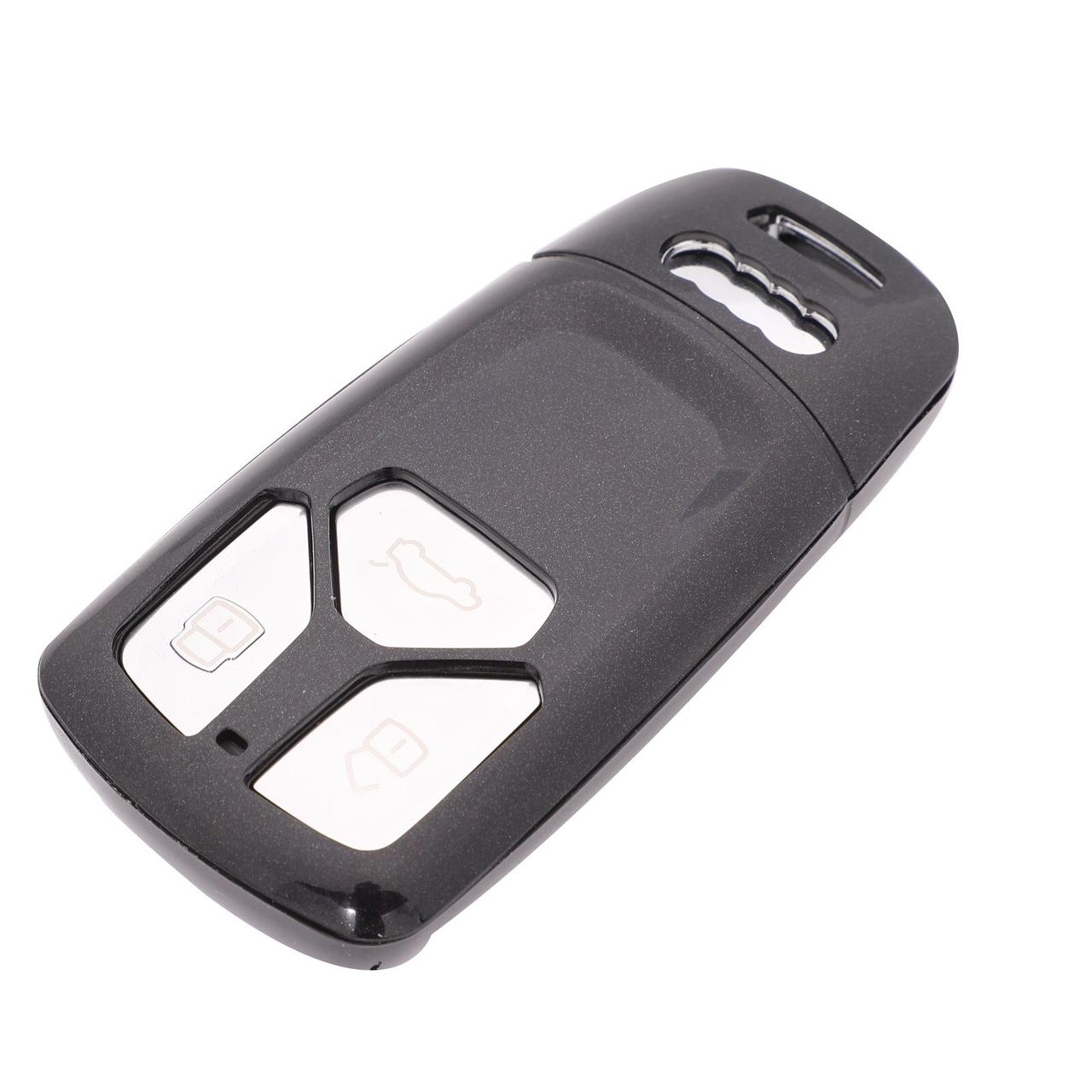 Пластиковый чехол для ключа Audi A1,A3,A4,A5,A6,A6 ALLROAD QUATTRO,A7,A8,Q2,Q3,Q5,Q7,Q8,R8,RS Q3,RS3,RS4,RS5