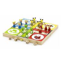 Игра настольная Viga Toys Лудо (50064)