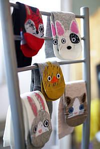 Носки FAMO Носочки Кики черные 36-40 (2216) #L/A