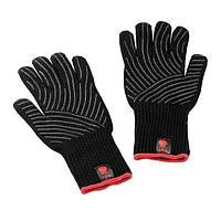 Жаропрочные перчатки 13 х 5 х 20 см до 260 °C Weber S/M (6669)