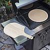 Камень и лопатка для пиццы из высококачественного фарфора Char-Broil 9185577, фото 2