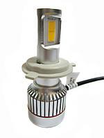 Автолампы UKC Car Led Headlight H4 33W 3000LM 4500-5000K sp0271, КОД: 147289