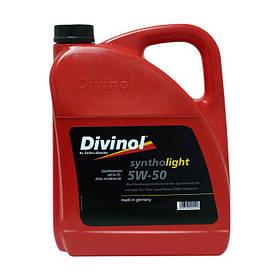 Масло моторное Divinol Syntholight 5W-50 5 л 49510-5-л, КОД: 943486