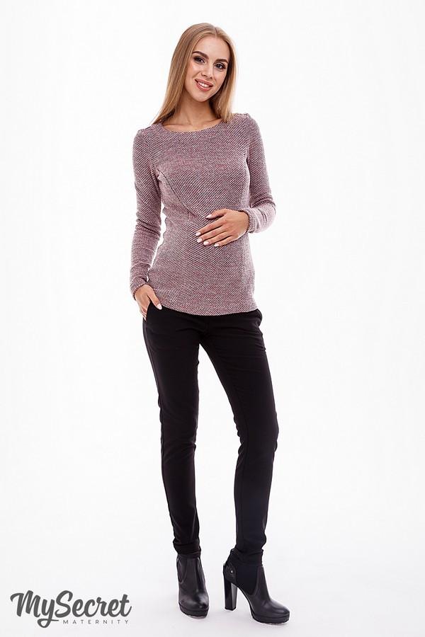 Теплые брюки для беременных Tina warm TR-48.141 (Размер:  M, L)