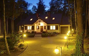 Садовые фонари свтильники