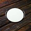 Камень для пиццы из керамики и хромированной стали Rosle R25074, фото 3