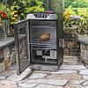 Электрическая коптильня с дистанционным пультом Char-Broil Deluxe Digital Electric Smoker 006301, фото 7