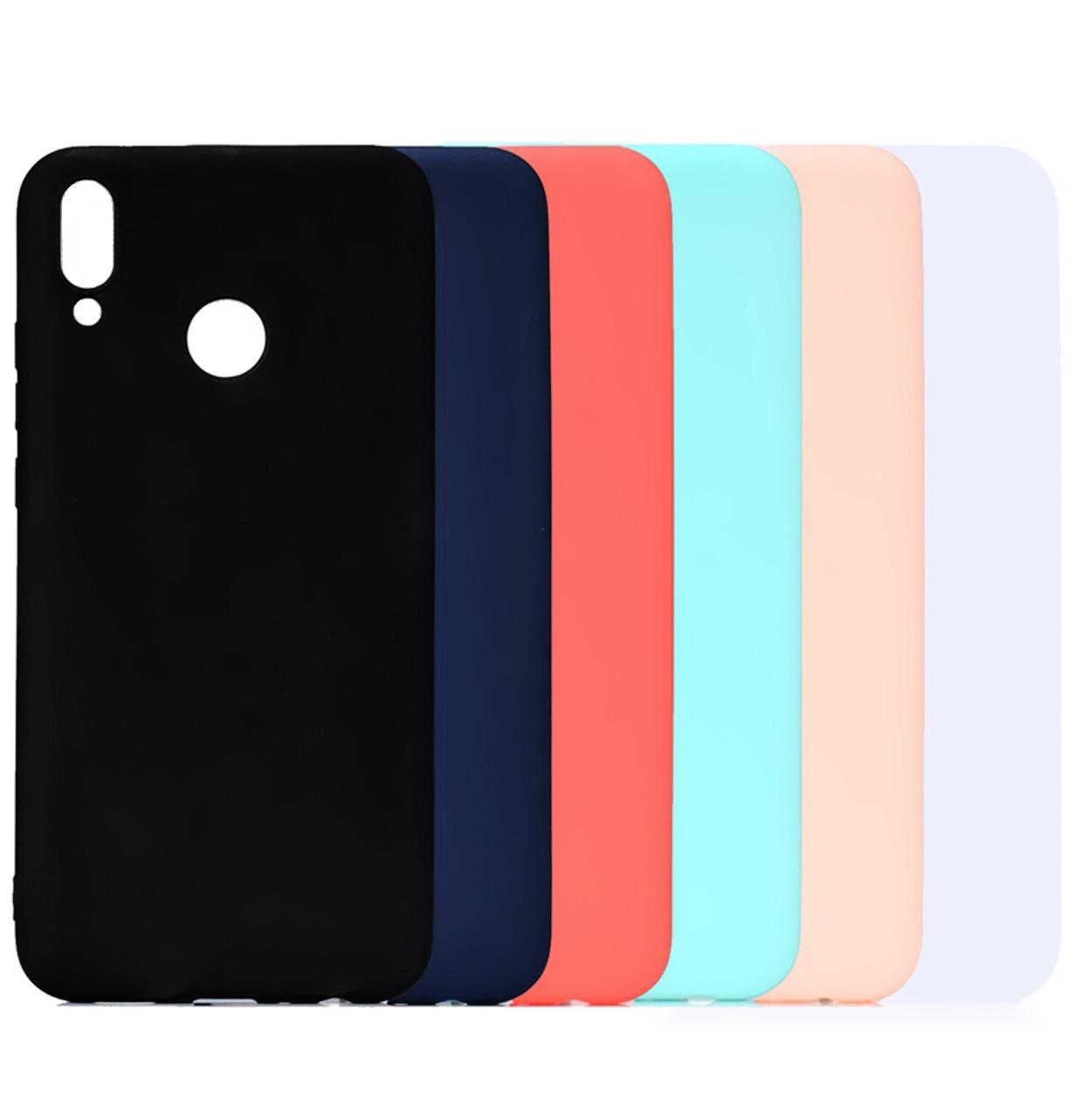 Чехол-накладка TOTO 1mm Matt TPU Case для Xiaomi Redmi Note 7