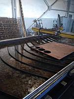 Услуги по плазменной резки (раскрою) металла на станках с ЧПУ.