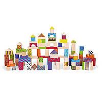 Набор строительных блоков Viga Toys 100 шт (59696)