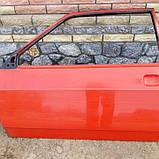 Двері передня ліва гола ВАЗ 2108 2113 водійська отл упоряд бу, фото 2