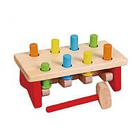 Игрушка Viga Toys Забей гвоздик (59719)