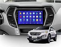 Штатная магнитола Hyundai Santa-Fe 2013-2016 8 ядерная !!! 2GB/32GB