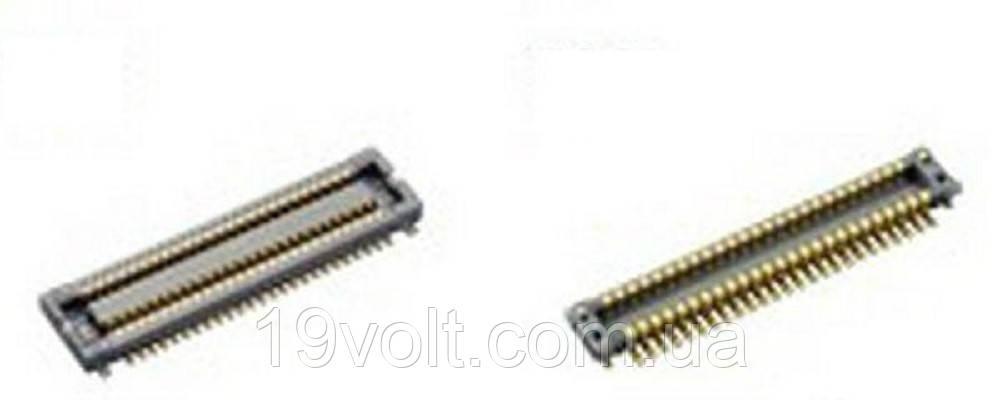 Разъем межплатный ASUS X555SJ, A555SJ, K555SJ  50pin - HDD Sound Board комплект