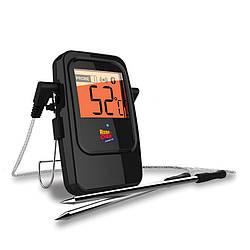 Термометр цифровой для гриля Bluetooth с двумя щупами Maverick (ET-735BLACK)
