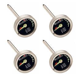 Набор термометров с 4 шт из нержавеющей стали Char-Broil 1878529