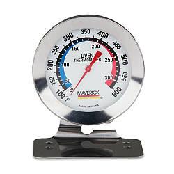 Механический термометр из высококачественной нержавеющей стали для печи или духовки Maverick OT-02