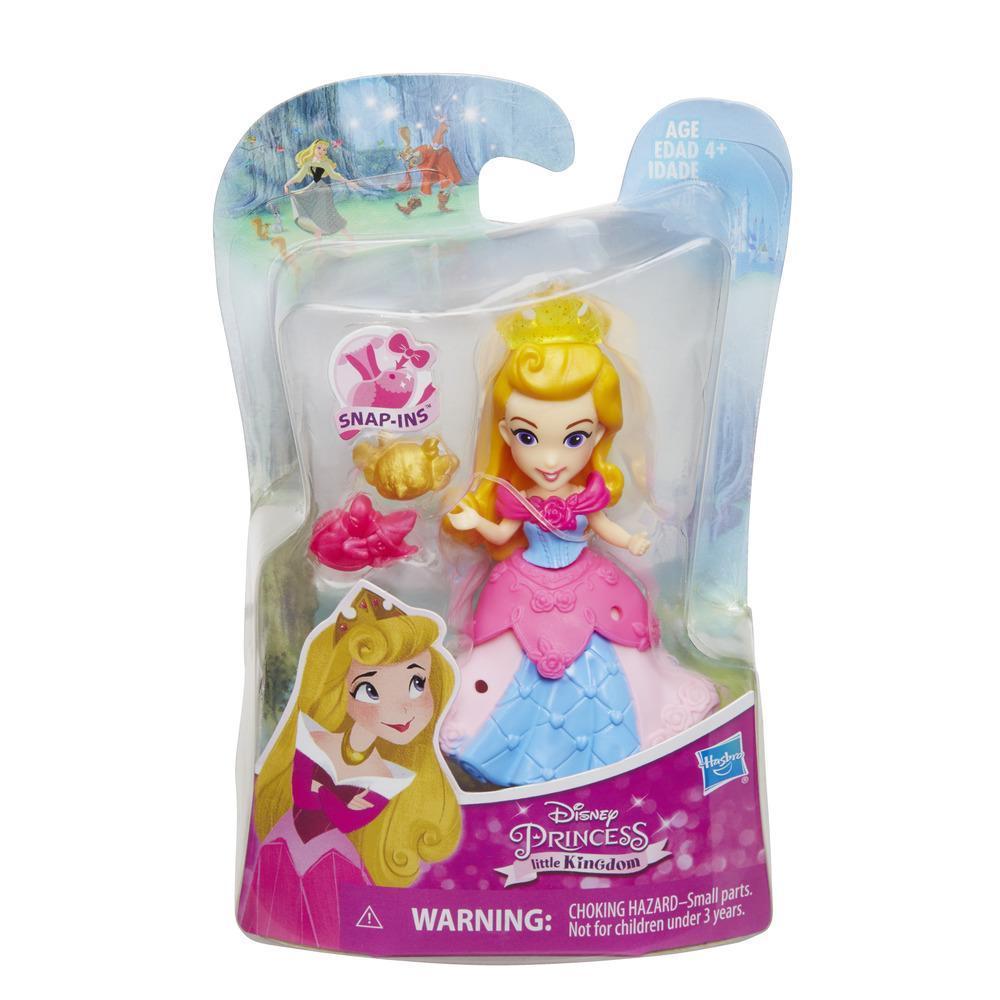 Кукла Hasbro Disney Princess 7.5 см-Маленькие куклы принцессы Аврора-Aurora B8935