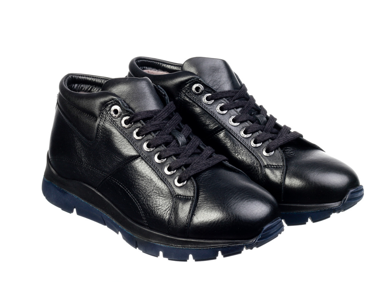 Ботинки Etor 8939-194 40 черные