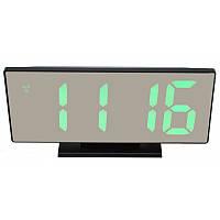 Электронные зеркальные часы DS 3618L