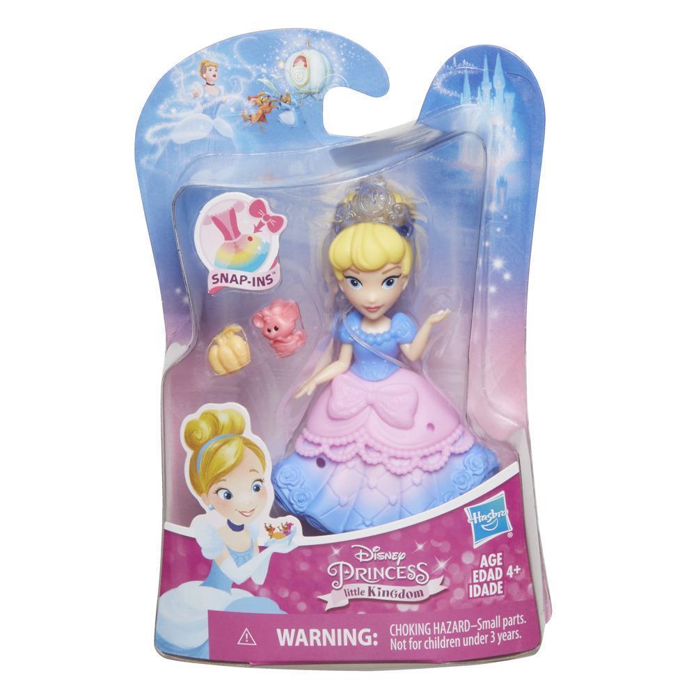 Кукла Hasbro Disney Princess Золушка 7.5 см-Маленькие куклы принцессы E1727 SD CINDY