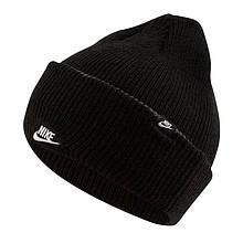 Шапка Nike NSW Cuffed Beanie 3in1 CI3232-010 Черная (193147800029)
