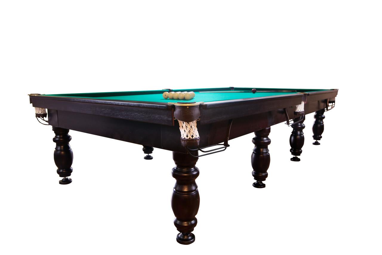 Бильярдный стол Мрия Нова Люкс 11 футов (Ардезия)