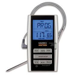 Программируемый термометр для мяса из высококачественного атмосферостойкого материала Maverick (ET-8)