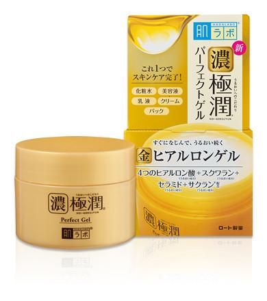 Гіалуронова преміум гель для обличчя Hada Labo Koi-Gokujyun Perfect Gel