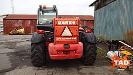 Телескопический погрузчик Manitou MT1840 Privilege (2008 г), фото 3