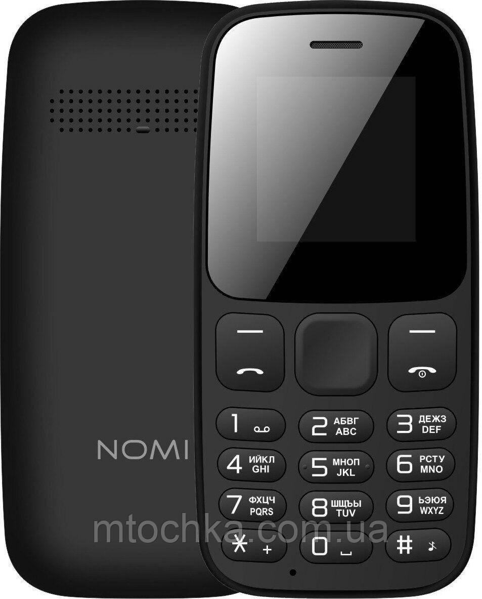 Телефон Nomi i144С Black