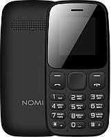 Телефон Nomi i144С Black, фото 1