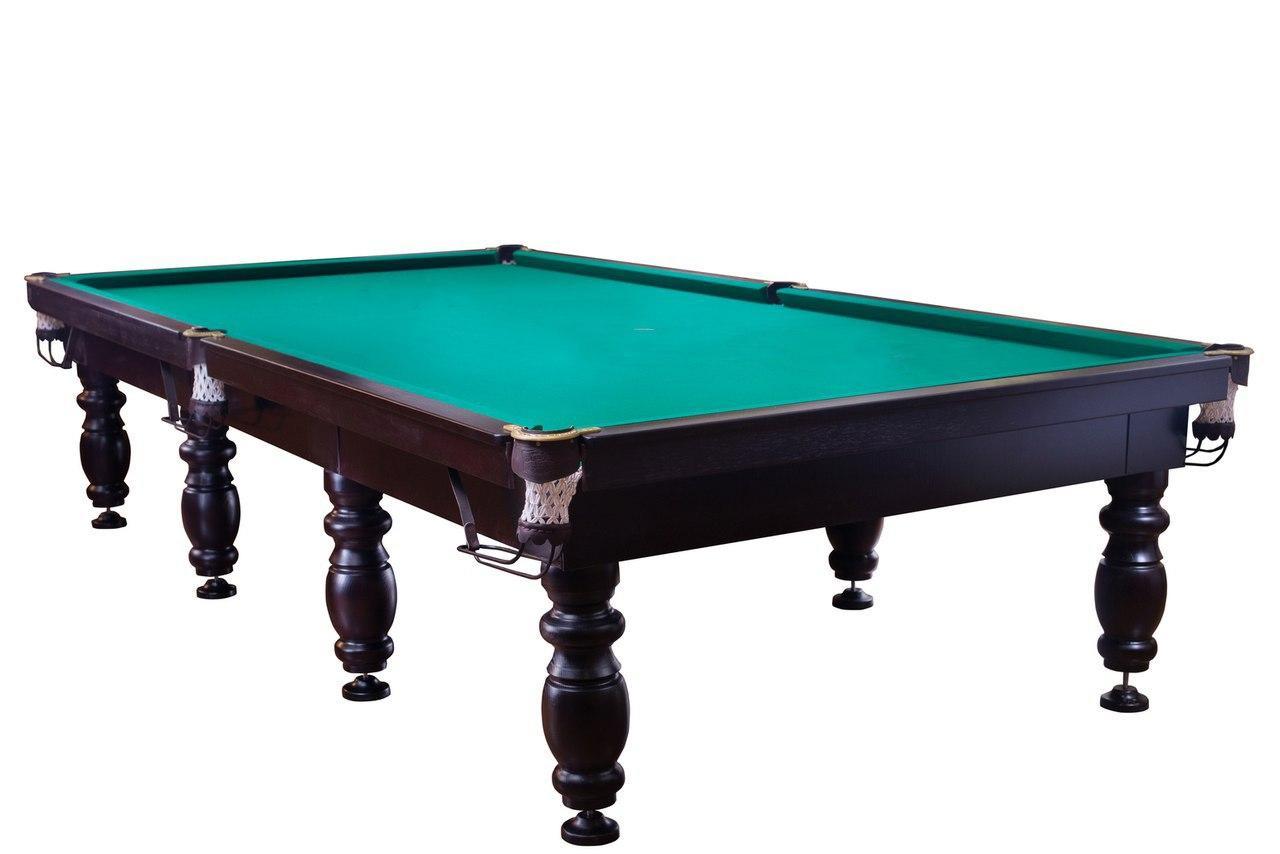Бильярдный стол Мрия Нова Люкс 12 футов (Ардезия)