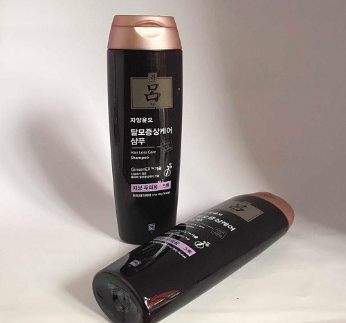 Шампунь от выпадения волос для нормальной и сухой кожи головыRyo Total Anti-Aging Shampoo