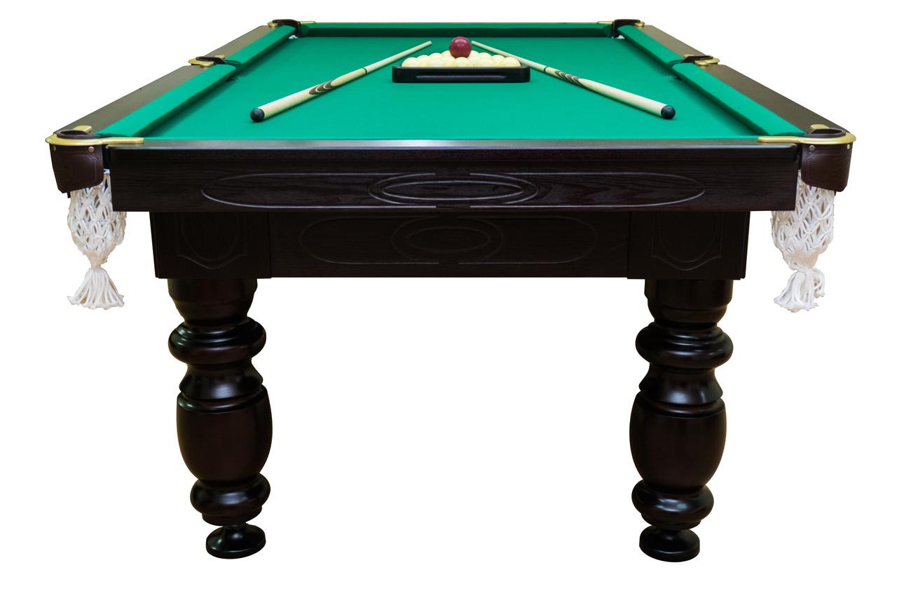 """Більярдний стіл """"Мрія Нова Люкс"""" (Ардезія) 8 футів"""