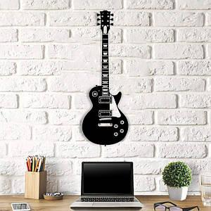 Картина из дерева Decart Guitar 100x33.5 см G1003