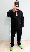 Теплый  мужской спортивный костюм Shooter из плотного трикотажа с начесом