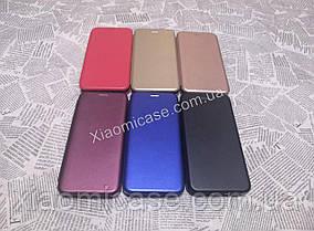 Кожаный чехол книжка Elegant для Xiaomi (Ксиоми) Redmi  Note 8 Pro