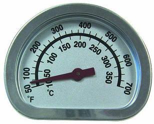 Большой термодатчик для газовых грилей из высококачественной нержавеющей стали Broil King Grillpro 18013