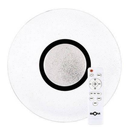Світильник світлодіодний Biom SMART SML-R07-50 3000-6000K 50Вт з д/к, фото 2