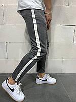 Мужские брюки 2Y Premium P-1051 grey