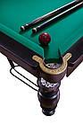"Бильярдный стол ""Мрия Нова Люкс"" Pool 7 футов (Ардезия), фото 5"