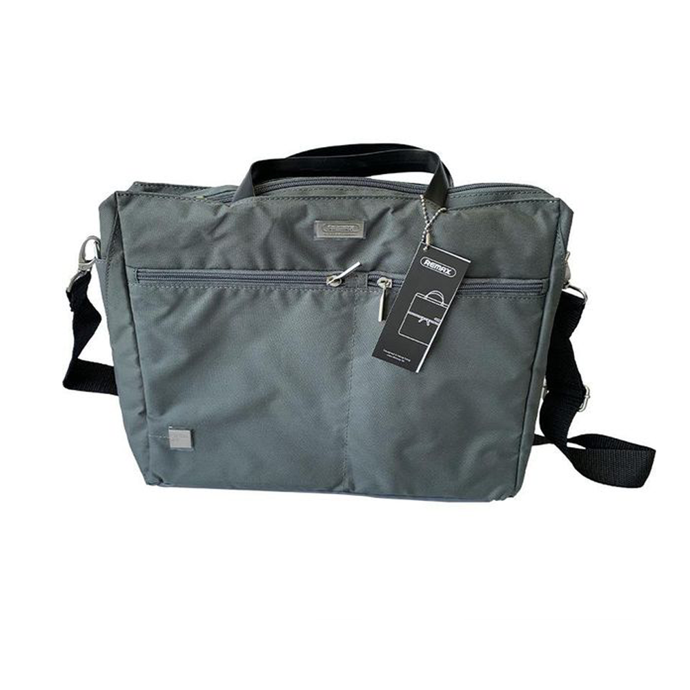 Сумка для ноутбука Remax Travel Carry 304 Green Grey