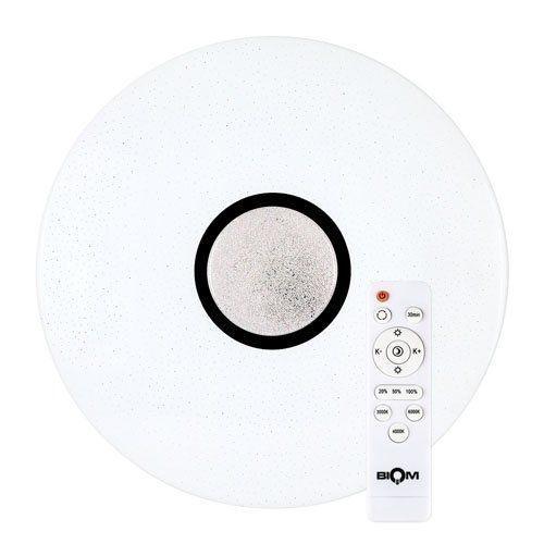 Світильник світлодіодний Biom SMART SML-R07-80 3000-6000K 80Вт з д/к
